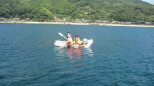 筏チャレンジ2011