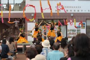 サタフラ20110813道の駅