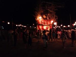 油宇盆踊り20110814